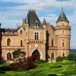 mariage chateau de maulmont