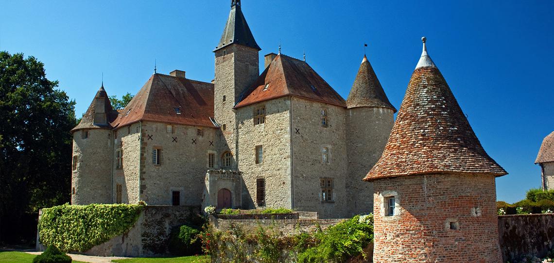 mariage chateau de beauvoir bourbonnais
