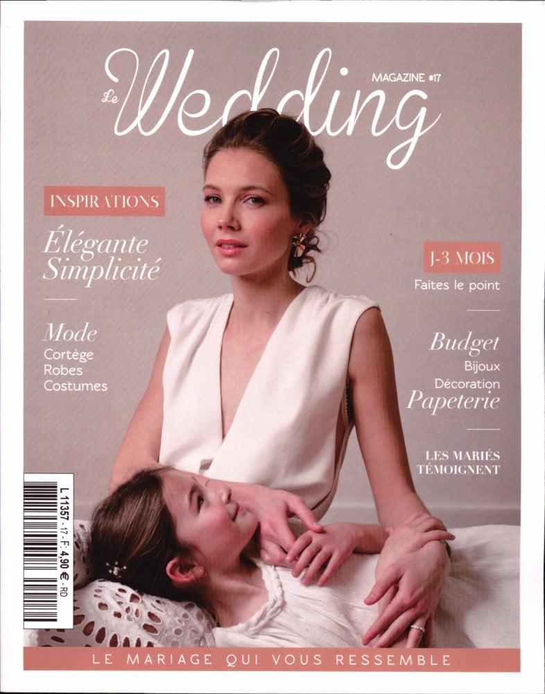 couverture du Wedding magazine