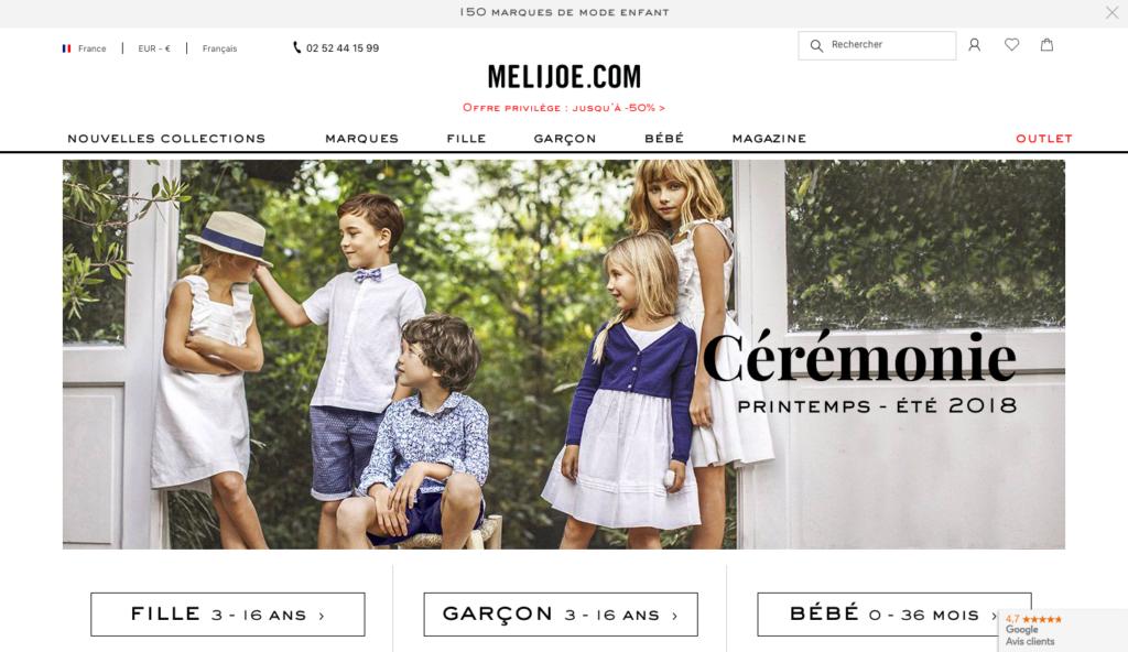 Site de Melijoe