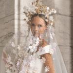 robes mariées Reem Acra
