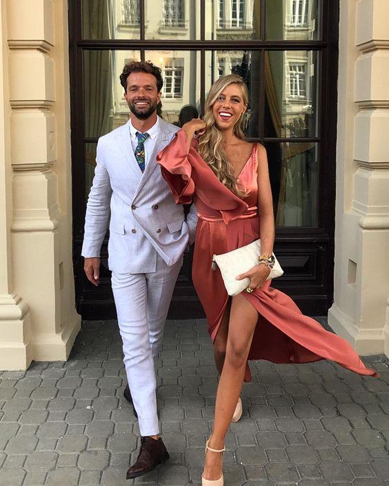 s'habiller pour un mariage invités